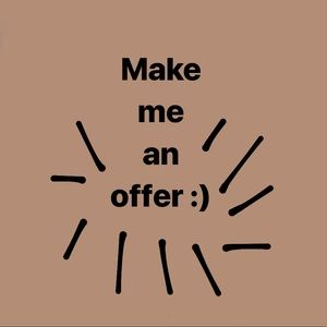 Accessories - I'll either accept or counter👍🏼